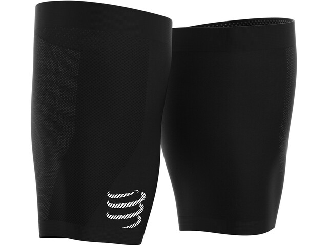 Compressport Under Control Jambière / Manchette, black